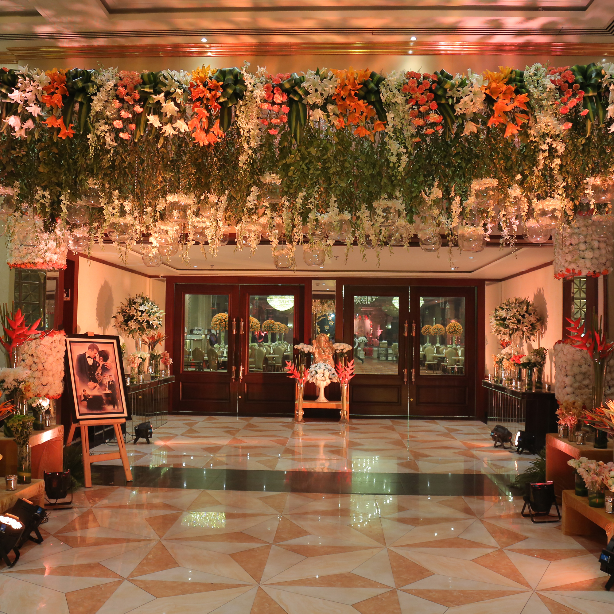 reasonable banquet hall in delhi